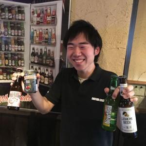 番内オススメビール